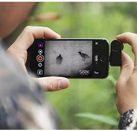 21c249e1de5 Seek Thermal Compact XR Thermal Imager for iPhone