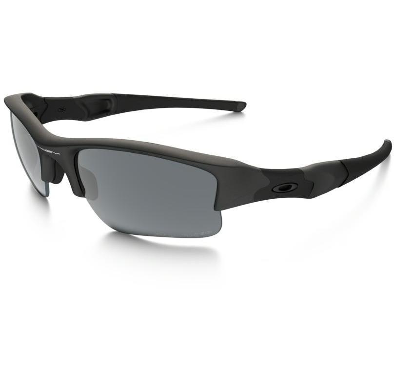 aa503edfd76 Buy Oakley Flak Jacket Xlj Matte Black black Iridium Polarized Lens ...