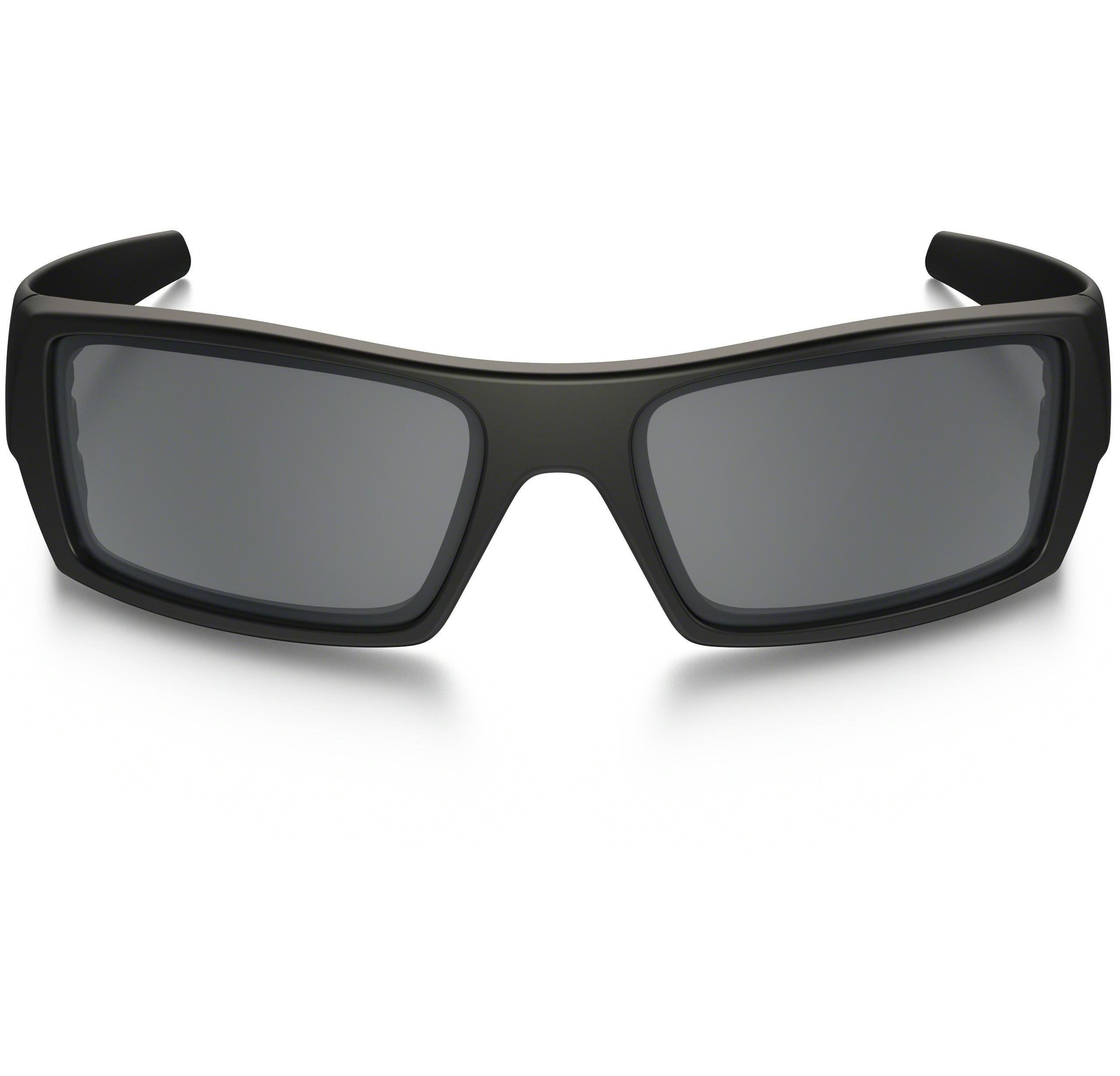 c3f821b3a7 Buy Oakley Gascan Matte Black black Iridium Lens in Dubai at cheap price