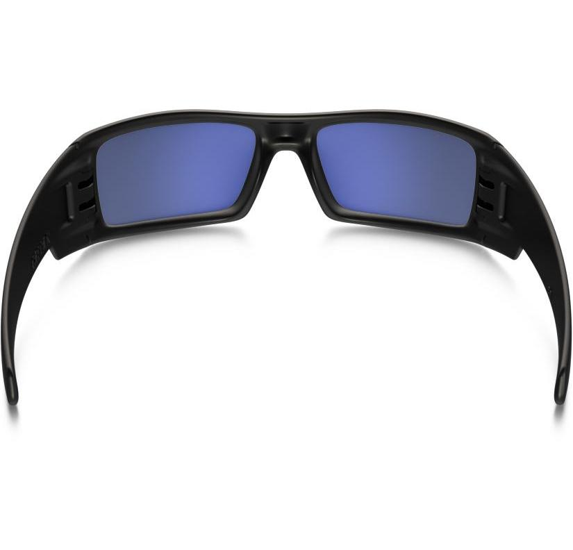 680ab01db4 Buy Oakley Gascan Matte Black ice Polar Iridium Lens in Dubai at ...